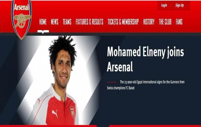 اخبار اللاعب محمد الننى