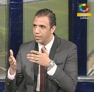 الناقد الرياضـى محمد موسـى