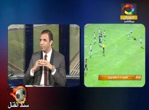 الناقد الرياضى محمد موسى يتحدث عن النادي المصري